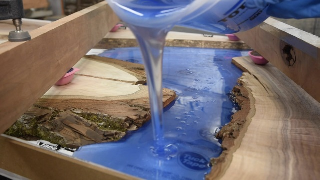 best epoxy resin for thick pours