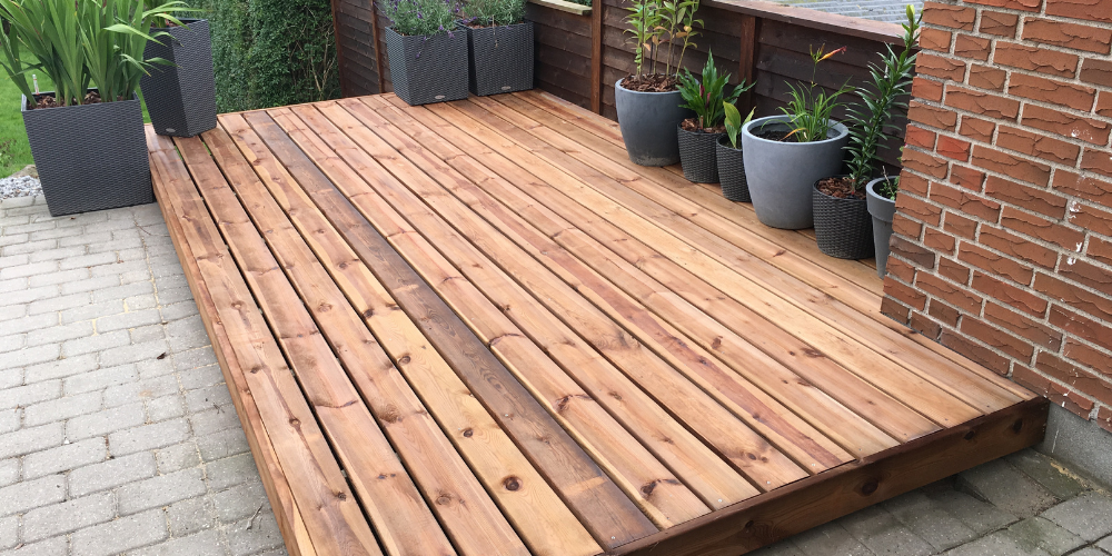Can you Use Non Pressure Treated Wood for a Deck